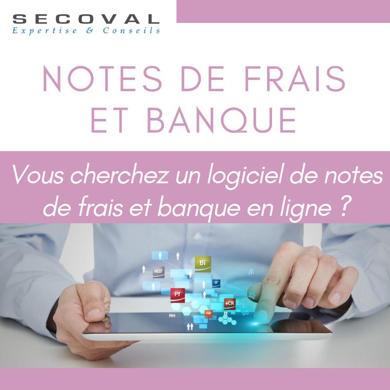 Notes de Frais et Banque Secoval Manosque Aix-en-Provence Sisteron